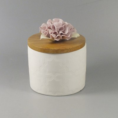 Candle Cup with Lid
